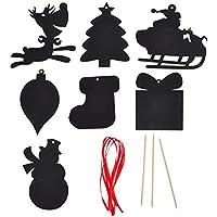 Schwarz Weiße Weihnachtsdeko.Suchergebnis Auf Amazon De Für Weihnachtsdeko Schwarz Küche