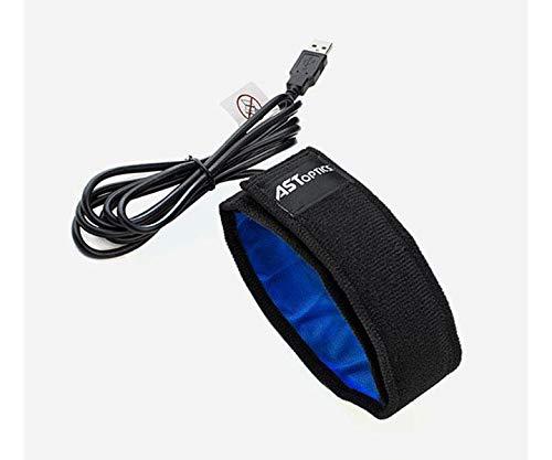 USB Heizmanschette Heizband 30 cm für Teleskop gegen Taubeschlag, DHU30
