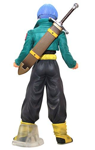 "Banpresto Dragon Ball Z Master Stars Piece Figure - 9.5"" The Trunks 4"