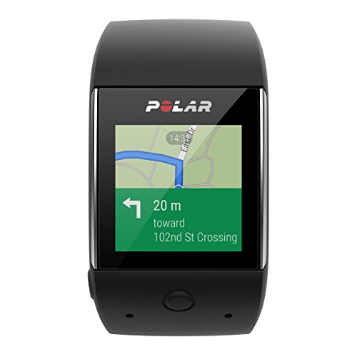 Zoom IMG-1 polar m600 smartwatch unisex black