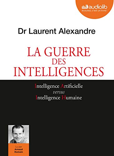 La Guerre des intelligences: LIVRE AUDIO 1CD MP3