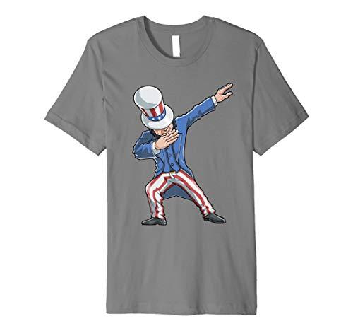 Sanftes ABE Abraham Lincoln Shirt 4. Juli Herren Jungen Geschenke