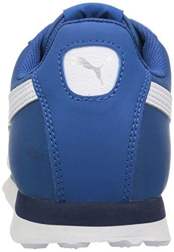 Puma Turin Hommes Synthétique Chaussure de Course True Blue/Puma White
