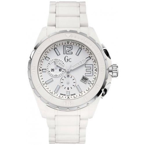 Guess X76012G1S - Reloj Analógico Para Mujer, color Blanco/Blanco