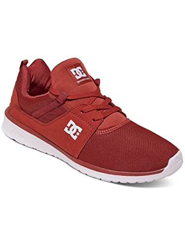 Dc Shoes - Heathrow, Sneakers, unisex 'Rouge (Burnt Henna/White
