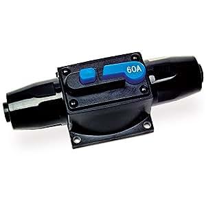 Sinus Live 11452AS de disjoncteur automatique 60A