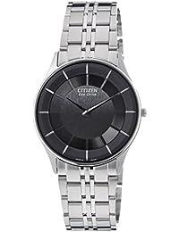 Citizen Analog Black Dial Men's Watch-AR3010-65E