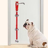 Zubita Perro Tiembre de Formación, Campana de Puerta para Entrenamiento y Housetraining de Perros, Gatos y Otras Mascotas