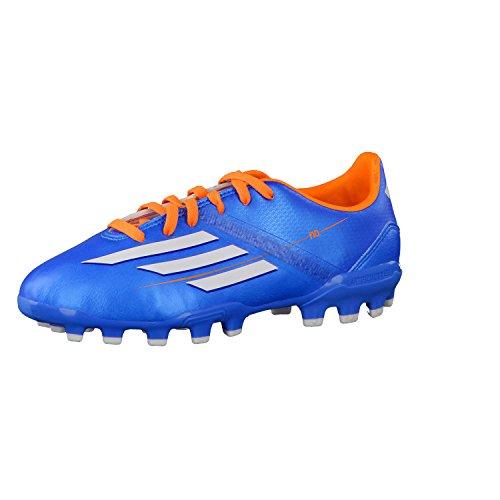 adidas Predito Lz Trx Fg, Chaussures de football homme Blu  (blau / weiß)