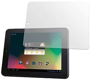 dipos Intenso Tab 814 Schutzfolie (2 Stück) - Antireflex Premium Folie matt - ideales Zubehör für den Rundumschutz Ihres Tablet PC ergänzend zur Hülle oder Tasche