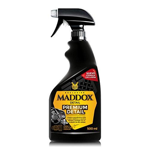 Maddox Detail 30102 Premium Detail - Limpiador de Salpicaderos con Abrillantador