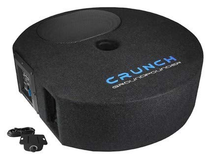Crunch GP690 Auto-Subwoofer aktiv 300W 300 Subwoofer
