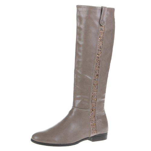 Ital-Design - Stivali donna Marrone (Brown - Grau Braun)
