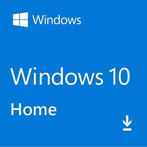 Windows 10 Home 64 bit Italiano OEM | DVD | Win 10 Home Licenza | Italian
