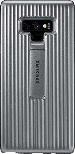 Samsung Schutzhülle 'EF-RN960' mit Standfunktion für Galaxy Note9, Silber