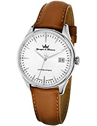Reloj YONGER&BRESSON Automatique para Hombre YBH 1040-S42