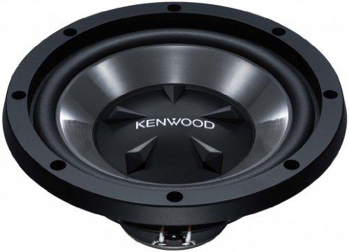 Kenwood Electronics KFC-W112S altavoz audio - Altavoces para coche (De 1 vía, 90 Db, 800W, 30 cm)
