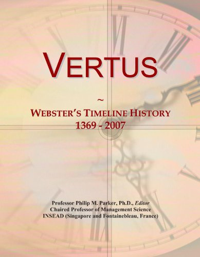 vertus-websters-timeline-history-1369-2007