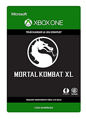 Mortal Kombat XL [Xbox One - Code jeu à télécharger]