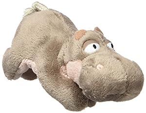 NICI - Magnici Hipopótamo Balduin 12 cm, Color Light Brown/Light Pink (38616)