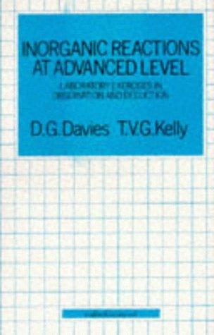 Inorganic Reactions at Advanced Level