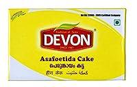 Devon Foods Asafoetida Hing Cake 50 Grams (Pack of 1)