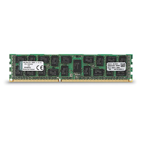 Kingston Dell 16GB DDR3 1600MHz Reg ECC Module - Reg Ecc-speicher-modul