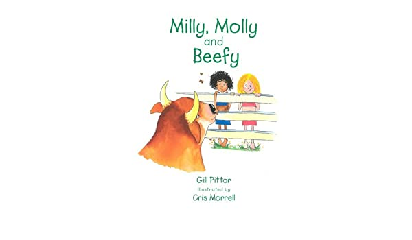 Milly Molly And Beefy Series 1 Amazoncouk Gill Pittar