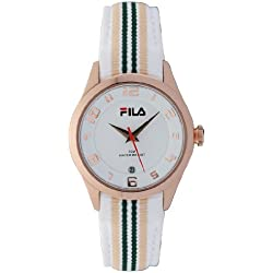 Fila Women's Analogue Watch with multicolour Dial Analogue Display - FA0992-25