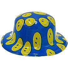 098310f083871 PICCOLI MONELLI Carnaval bombín Sombrero Sonrisa Hombre Mujer ...