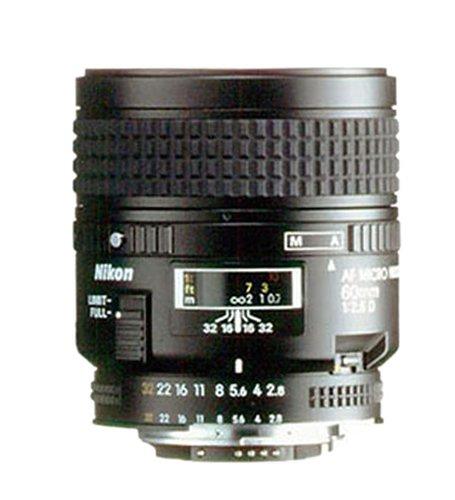 Nikon AF D 60 mm f/2.8 Micro NIKKOR Objektiv
