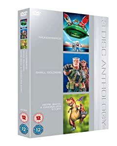 Thunderbirds/Small Soldiers/We're Back - A Dinosaur's Story [DVD]
