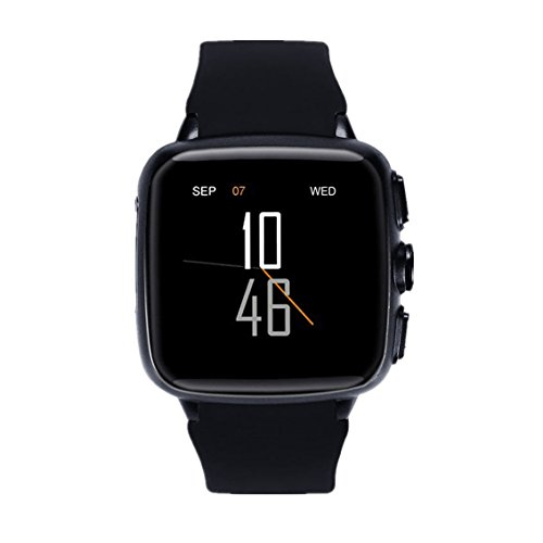 Smart-Uhr-Z01-GPS-Positionierung-Bluetooth-Smart-Watch-Wasserdicht-Fitness-Tracker-Uhr-Telefon-mit-Pulsmesser-Schrittzhler-Multifunktions-Sport-Smartwatch-3G-SIM-fr-Android-und-IOS-Smartphone