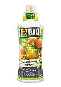 Compo 22245 engrais biologique pour plants agrumes 500ml