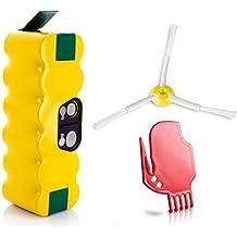 Irobot Roomba bateria, Morpilot 3800mAh iRobot Roomba Batería de Ni-MH para iRobot Roomba los Series 500 600 700 800 900