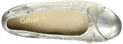 Gabor Shoes Fashion, Ballerine Donna, Taglia Unica Beige (nude 60)