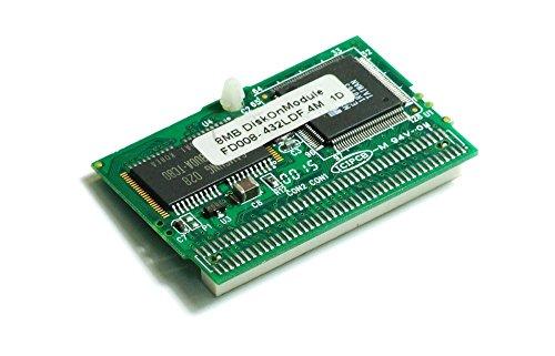 PQI 8MB Disk On Module DOM Flash Memory SSD Speicher FD008-432LDF.4M IDE 44-Pin (Generalüberholt)