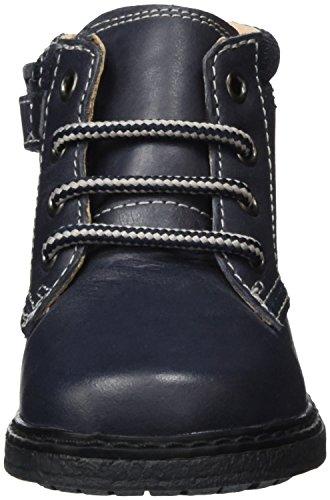 Geox B Glimmer D, Chaussures Marche Bébé Garçon Blau (NAVYC4002)
