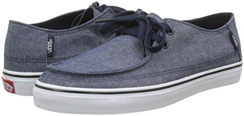 Blu 35 EU Vans Rata Vulc SF Sneaker UnisexAdulto Chambray Scarpe om0
