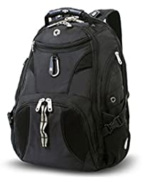 Wenger Notebook Backpack Casual Daypack, 49 cm, 40 Liters, Black 2160484