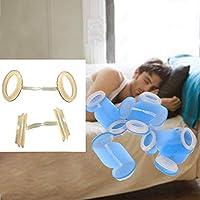 Wgwioo Anti Schnarchen Hilfe Schlaf Gerät, Natürlich und Effektiv Aufhören Schnarchen Für Männer Frauen preisvergleich bei billige-tabletten.eu