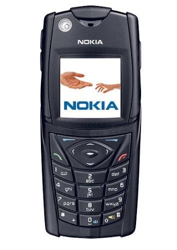 Nokia 5140i schwarz (GSM, VGA-Kamera, UKW-Stereo-Radio, EDGE, GPRS, Push-to-talk) Handy