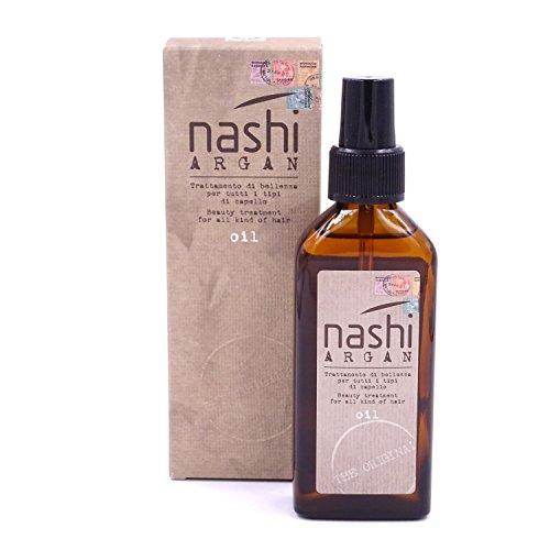 Preisvergleich Produktbild Nashi Argan Öl für alle Haartypen 100ml