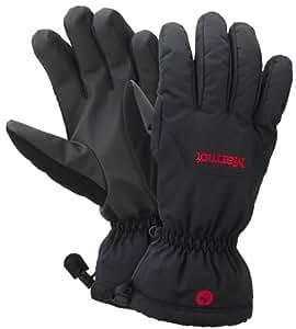 Marmot Herren Handschuhe On-piste, Black, S, 16340-001-3