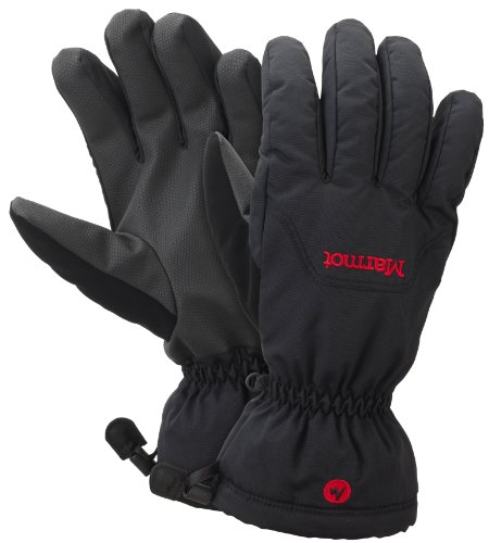marmot-mens-on-piste-gloves-black-large