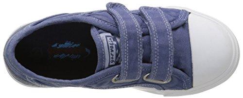 Garvalin - Ovar, Scarpe da ginnastica Bambino Bleu (A Azul Pique)