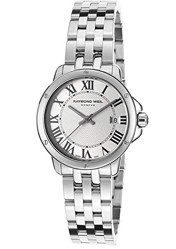 Raymond Weil Tango Damen-Armbanduhr 28mm Armband Edelstahl Quarz 5391-ST-00659