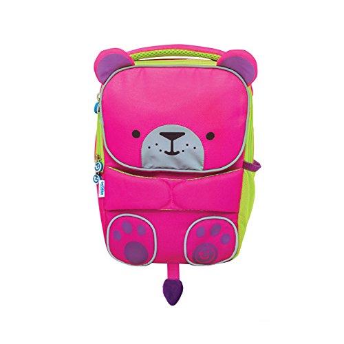 Trunki Kleinkindrucksack & Kindergartentasche - gut sichtbar - Betsy (pink) -