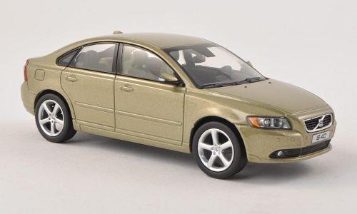 volvo-s40-met-grau-grun-modellauto-fertigmodell-motorart-143