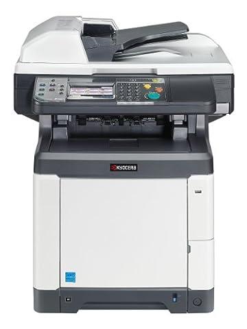 Kyocera Ecosys M6026cidn/KL3 A4 Farbmultifunktionssystem (Drucker, Scanner, Kopierer) weiß